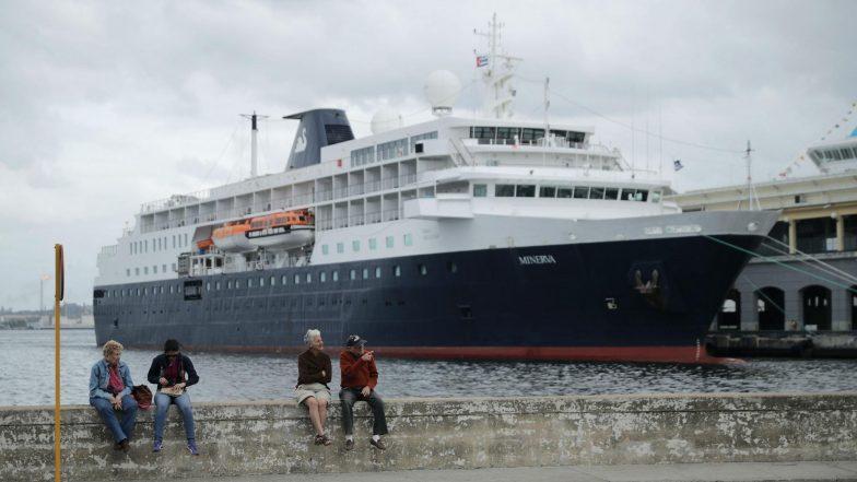 Cuba Lowers Tourism Target 15% After US Cruise Ban