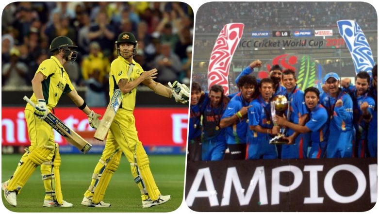 As England and New Zealand Lock Horns in ICC CWC 2019 Final, Let's Have a Look At the Final Match Results of the Previous Five Editions