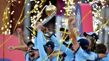England Beat New Zealand by Super Over on a Boundary Count to Win CWC 2019; Netizens Hails the First Time WC Winners