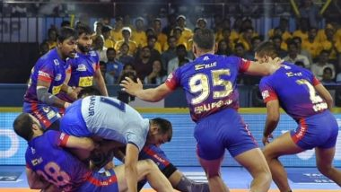 Dabang Delhi vs Haryana Steelers, PKL 2019 Match Free Live Streaming and Telecast Details: Watch DEL vs HAR, VIVO Pro Kabaddi League Season 7 Clash Online on Hotstar and Star Sports