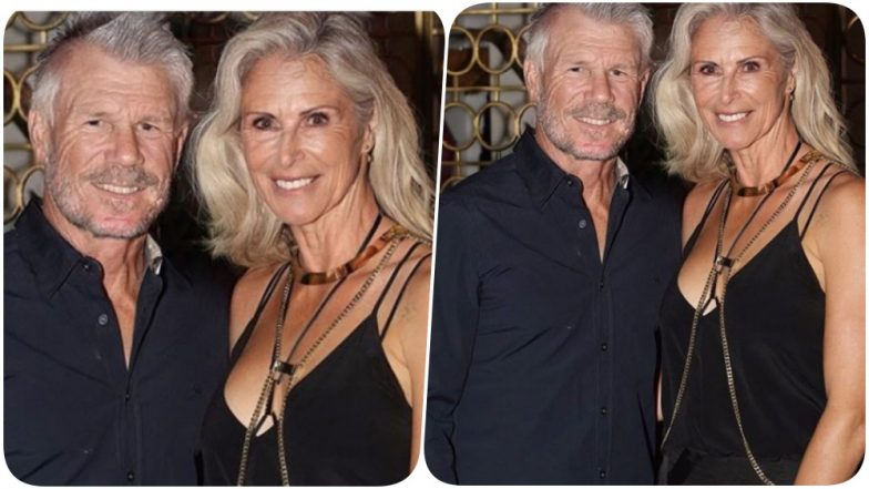 David Warner Posts Picture With Wife Candice Using FaceApp, Puts Out a Funny Caption Along With the Snap