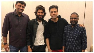 Dear Comrade Remake: Karan Johar Reveals If Ishaan Khatter and Jhanvi Kapoor Are a Part of the Film