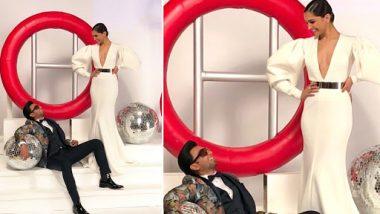 Deepika Padukone's Throwback Pic with Ranveer Singh Is All Heart!