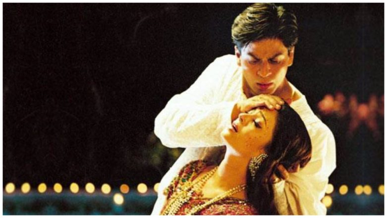 17 Years of Devdas: Twitterati Celebrate the Awesomeness of the Shah Rukh Khan, Madhuri Dixit and Aishwarya Rai Starrer Romantic Drama