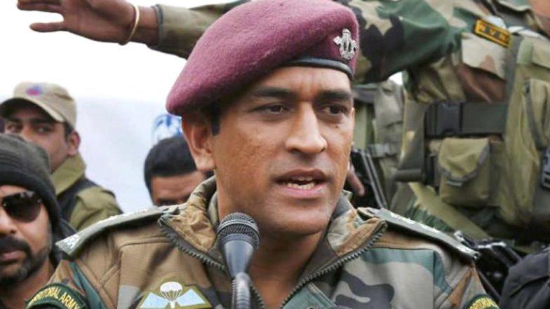 MS Dhoni Makes Himself Unavailable for West Indies Tour, to Serve His Regiment