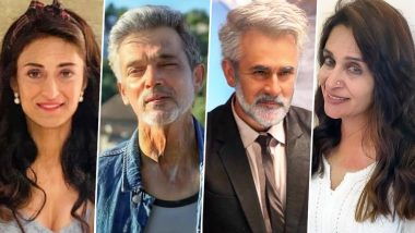 Viral FaceApp Challenge: Parth Samthaan, Erica Fernandes, Pearl V Puri, Dipika Kakar and Other Celebs Jump In to Follow the Trend (View Pics)