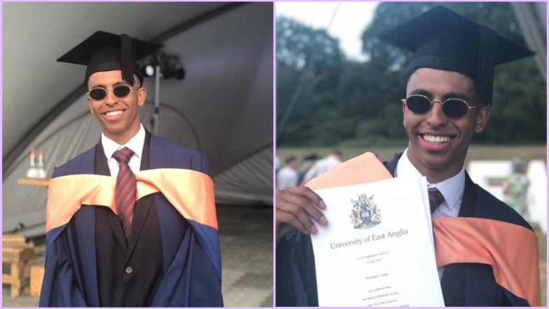 Student Raps 10,000-Word Dissertation, University of East Anglia Awards Him a First Class!