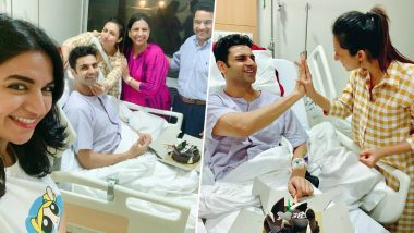Here's How Divyanka Tripathi and Vivek Dahiya Celebrated Their Third Wedding Anniversary!