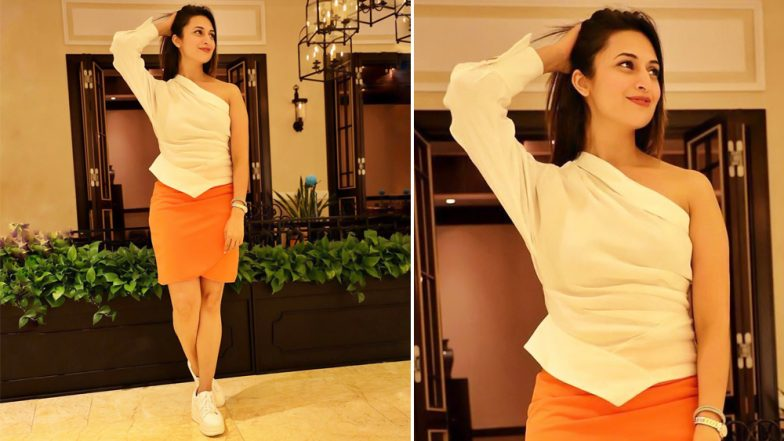 Divyanka Tripathi Dahiya Lays Out a Simple Guideline on How to Pose Naturally for a Picture
