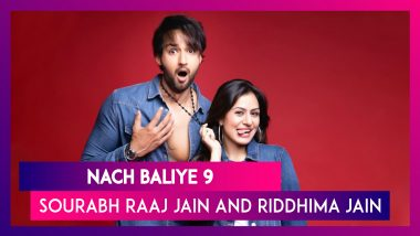 Nach Baliye 9 Couple Profile: Sourabh Raj Jain and Riddhima Jain