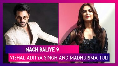 Nach Baliye 9 Couple Profile: Vishal Aditya Singh and Madhurima Tuli