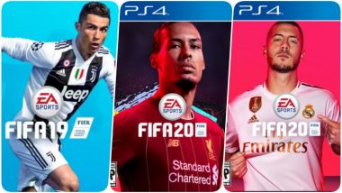 Cristiano Ronaldo Replaced by Real Madrid's Eden Hazard and Liverpool's Virgil van Dijk on FIFA 20 Cover