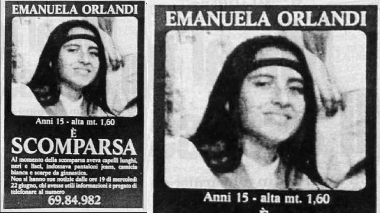 Vatican Digs Up Graves in Search of Teen Who Went Missing 36 Years Ago
