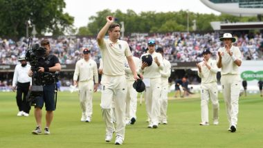 Ireland Bowled Out on 38 Against England in the One-Off Test As Hosts Win by A Session