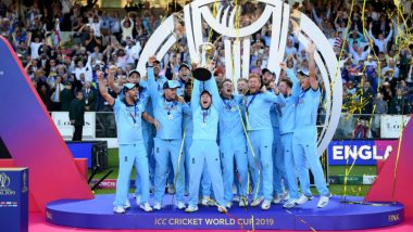 New Zealand vs England, ICC CWC 2019 Stat Highlights: ENG Becomes Third Host Nation to Win the Cricket World Cup, Beats NZ on Boundary Count