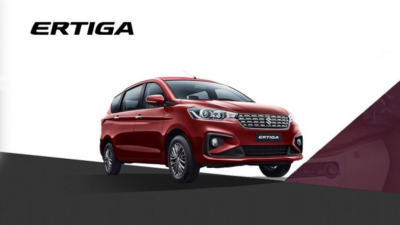 Maruti Suzuki Ertiga CNG Variants Launched in India From Rs 8.8 Lakh; Prices, Features & Specifications
