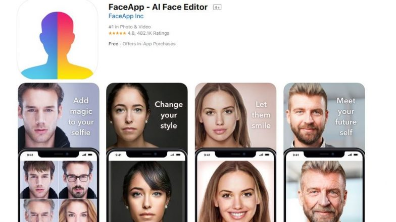 US Senator Demands FBI Investigation into Russia-Made FaceApp