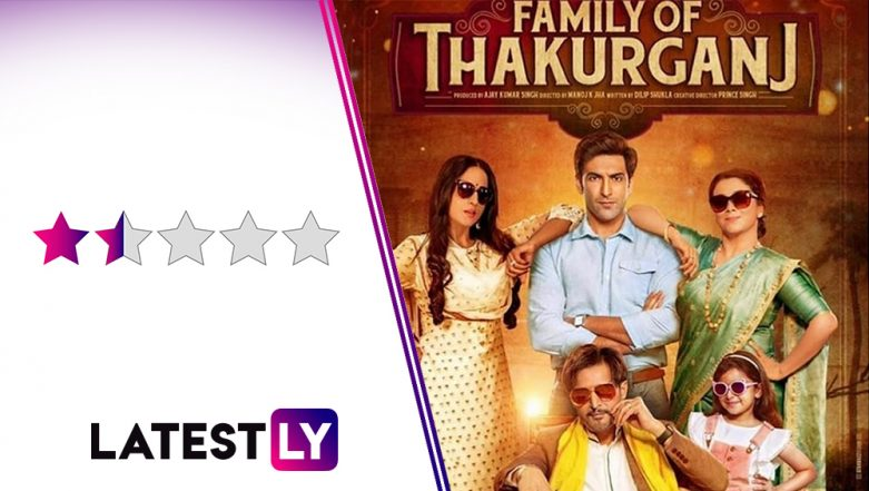 Family of Thakurganj Movie Review: Jimmy Sheirgill and Mahie Gill's Gangster Drama Is an Uneven Mess