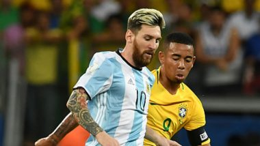 Gabriel Jesus Slams Lionel Messi Over Corruption Comments on Copa America 2019