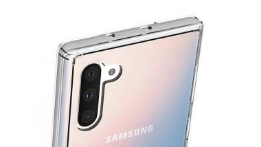 Samsung Galaxy Note 10 New Renders Images Surface Online Ahead of Official Launch