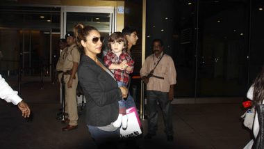 Gauri Khan and Son AbRam Spend a Day Out Visiting Bandra's Mount Mary Church – View Pic
