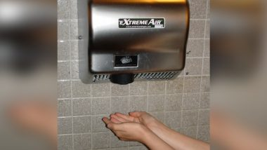 Hand Drying Machine Noise Could Be Damaging Kids' Ears, 13-Year-Old Scientist Says in a Study