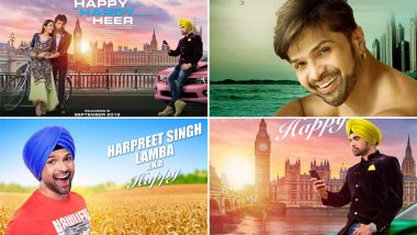 Happy, Hardy and Heer First Look: Himesh Reshammiya to Feature in a Double Role in This Next Project – Watch Video