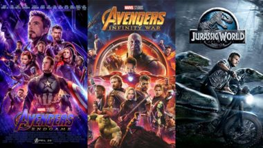 Avengers: Endgame, Infinity War, Jurassic World: These Are the Top 5 Highest-Grossing Hollywood Movies in India