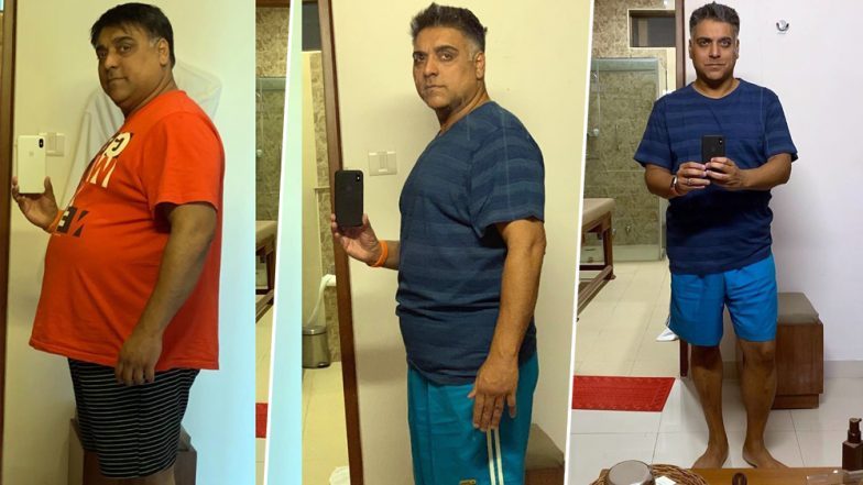 Ram Kapoor's Impressive Body Transformation Will Make You Want to Hit the Gym (View Pics)
