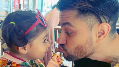 Kunal Kemmu Teaches Daughter Inaaya How To Pout And Soha Ali Khan Clicks It At The Perfect Moment!