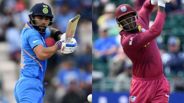 India vs West Indies 2019: 5 Records & Stats You Need to Know Ahead of the IND vs WI T20I Series