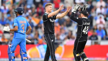 Virat Kohli-Led Team India Bow Out of CWC 2019; Heartbroken Netizens React to 18-Run Loss Against New Zealand in Semi-Final Match