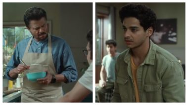 Ishaan Khatter Makes Anil Kapoor Dance to Zingaat in This Adorable TVC – Watch Video