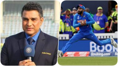 Ravindra Jadeja Slams Sanjay Manjrekar On Twitter, Says 'Enough of Your Verbal Diarrhoea', Check Controversial Tweet