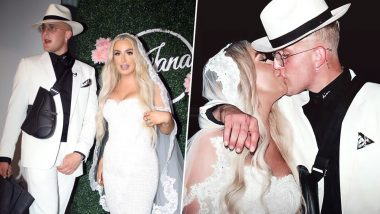 Jake Paul and Tana Mongeau Are Married! From Wedding Pictures and Videos to Controversies, Here's Everything You Want to Know