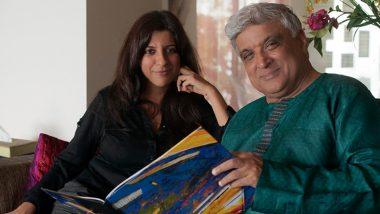 Javed Akhtar Proud of Daughter Zoya Akhtar's Oscar Academy Membership! (View Tweet)