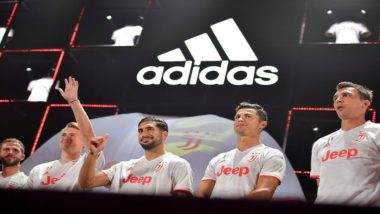Juventus Unveils New Away Jersey for 2019-20 Season; See Pics and Video of What Cristiano Ronaldo And Team Will Wear