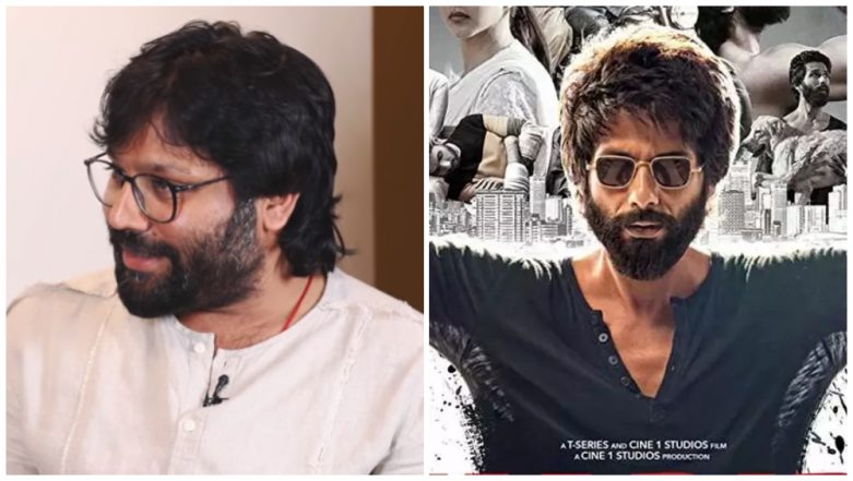 Kabir Singh Director Sandeep Reddy Vanga Slams Critics; Says Love Gives the Liberty to Slap Your Beloved
