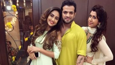 Karan Patel Turns #RainDost for Krystle D'Souza and Rahul Sharma as They Get Stuck in Mumbai Waterlogging
