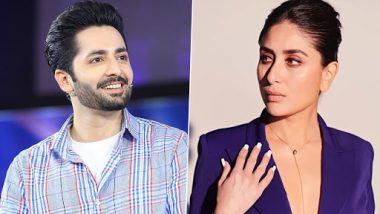 Pakistani Actor Danish Taimoor Was the First Choice to Star Opposite Kareena Kapoor Khan in Veere Di Wedding