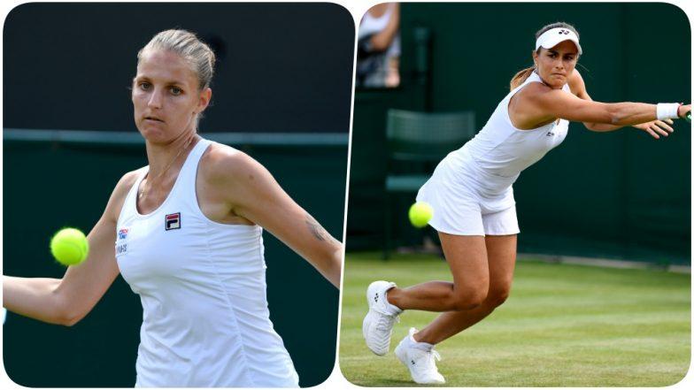Pliskova on the fast lane to success against Puig