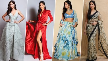 Katrina Kaif Birthday Special: It's Not What She Wears but How She Wears That Does all the Talking - View Pics