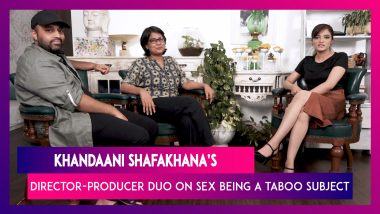 Khandaani Shafakhana's Director & Producer On Defying Stereotypes, Experimenting with Taboo Subjects