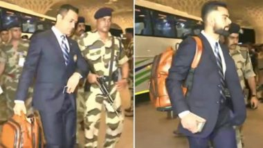 Mature Bag is a Favourite Among Virat Kohli and His Team India Players; These Pictures And Videos Are Proof!