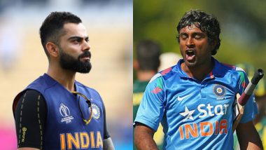 Virat Kohli Reacts After Ambati Rayudu Announces Retirement from International Cricket, Check Out Indian Captain's Tweet