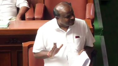HD Kumaraswamy Likely to Meet Karnataka Governor Today, Sparks Resignation Speculations
