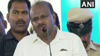 Congress Should Go with BJP Instead of Shiv Sena in Maharashtra, Says HD Kumaraswamy