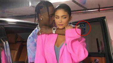 Kylie Jenner and Travis Scott Use Disabled Parking Spot and Instagram Is Fuming