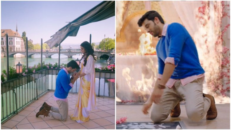 Kasautii Zindagii Kay 2 July 19, 2019 Written Update Full Episode: Anurag Follows Prerna and Mr Bajaj To Zurich While Mohini and Nivedita Assume That He Has Committed Suicide!