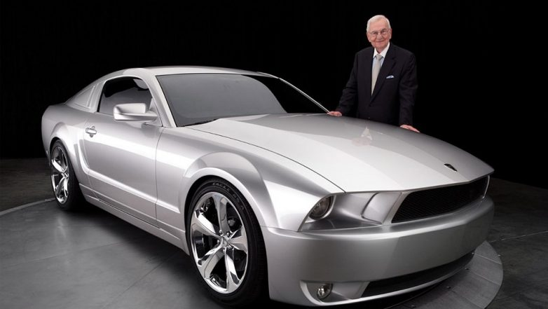Lee Iacocca, Father of Ford Mustang Who Rescued Chrysler Dies At 94